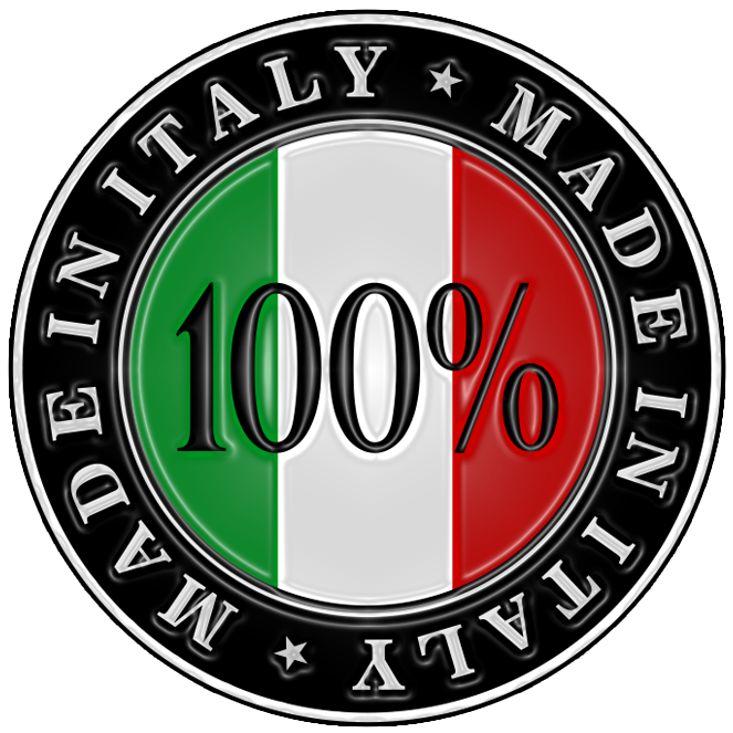 100 made in Italy